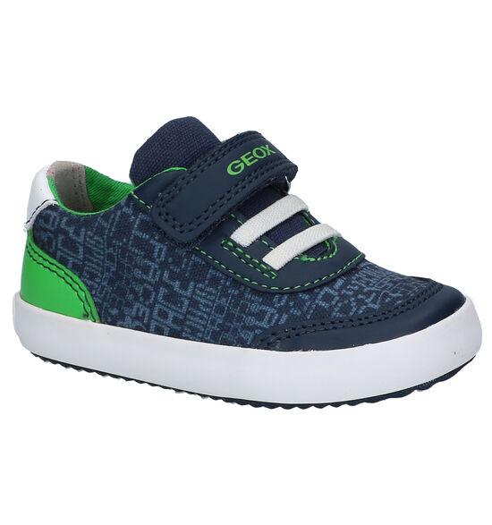 Geox Gisli Chaussures en Bleu