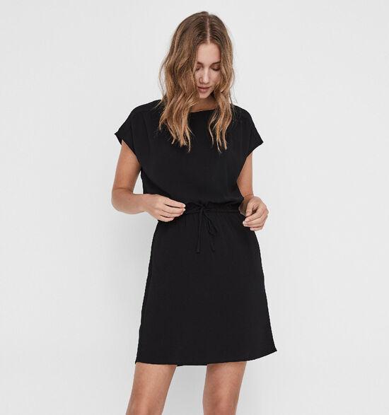Vero Moda Sasha Zwart Kleed