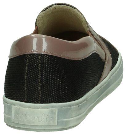 Beberlis Chaussures sans lacets  (Bleu), Bleu, pdp