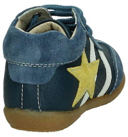Bumba Chaussures pour bébé  (Jaune), Bleu, pdp