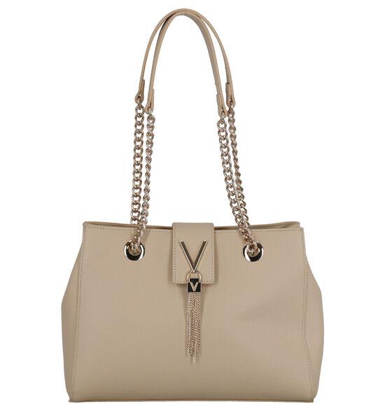 Valentino Handbags Divina Beige Schoudertas