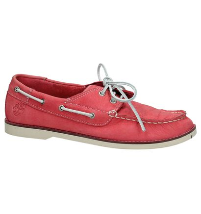Timberland Chaussures bateau  (Rose), Rose, pdp