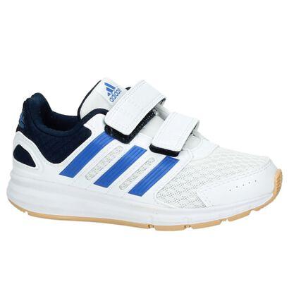 adidas IK Sport Witte Sneakers in kunstleer (162905)