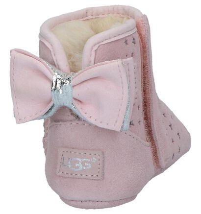 Grijze Babylaarsjes UGG Jesse Bow II, Roze, pdp