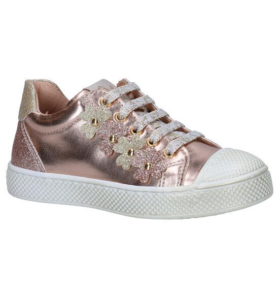 Lunella Chaussures basses en Rose