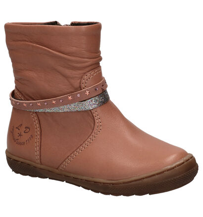 Little David Verona Cognac Boots in leer (261168)