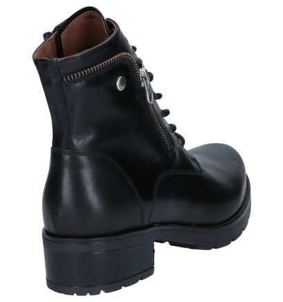 NeroGiardini Zwarte Boots in leer (262500)