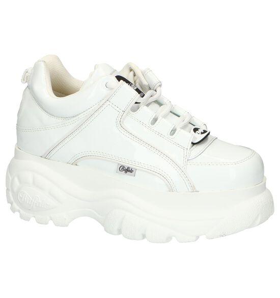 Witte Sneakers Buffalo London Classic Low