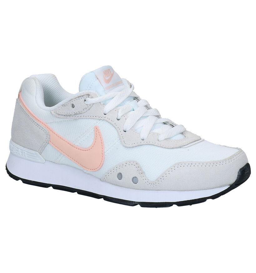 Nike Venture Runner Zwarte Sneakers in stof (283870)