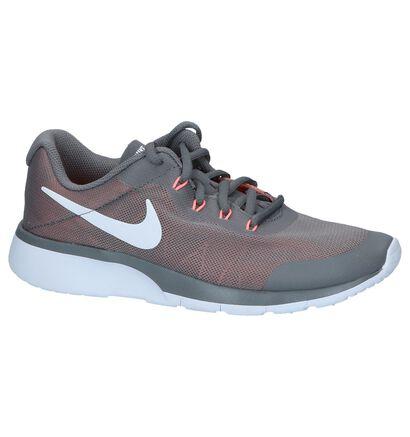 Nike Tanjun Racer GS Grijze Sneakers, Grijs, pdp