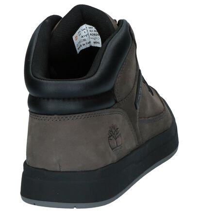 Timberland Cupsole Chaussures hautes en Naturel en nubuck (232306)