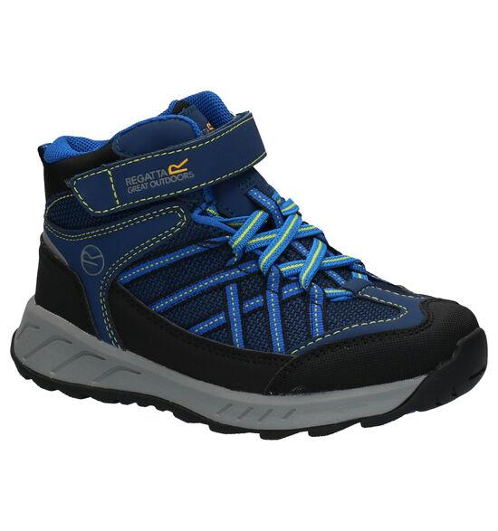 Regatta Chaussures hautes en Bleu foncé