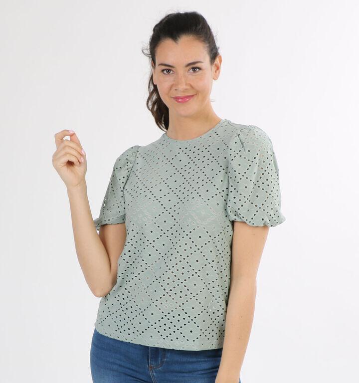Vero Moda Columbia Groene T-shirt