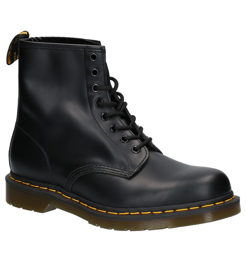 Dr. Martens 1460 Zwarte Boots in leer (276480)