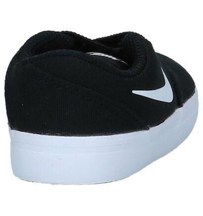 Nike SB Check Canvas TD Sneakers Zwart, Zwart, pdp