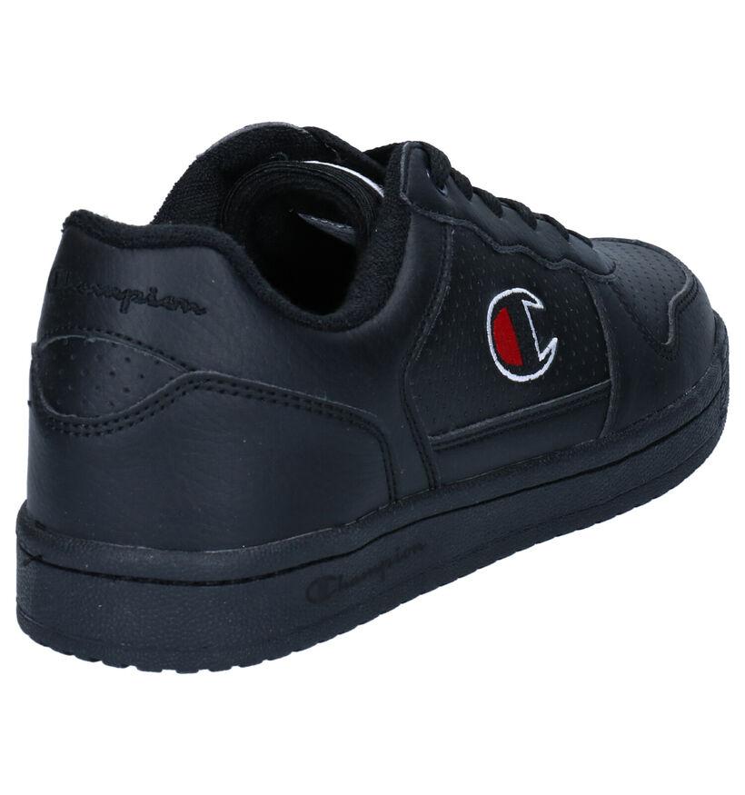 Champion Chicago Low Witte Sneakers in kunstleer (279079)