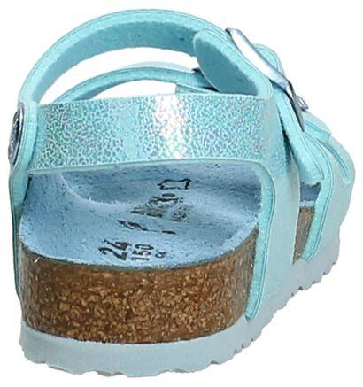 Birkenstock Sandales  (Blanc), Bleu, pdp