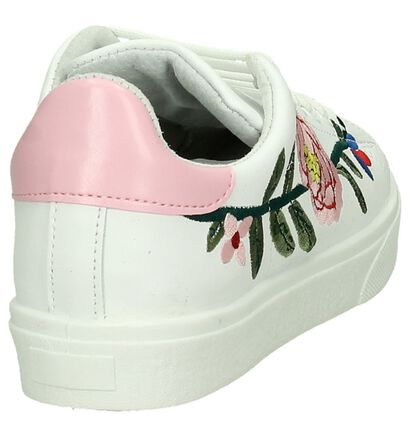 Witte Sneakers Dazzle, Wit, pdp