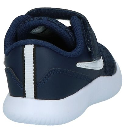 Donker Blauwe Babyschoentjes Nike Flex Contact, Blauw, pdp