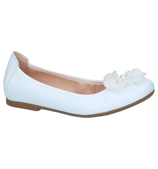 Witte Klassieke Ballerina's Acebos