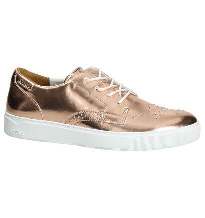 Palladium Sneakers basses  (Or rose), Rose, pdp