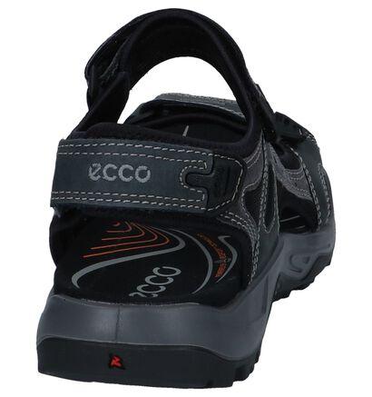Zwarte Sandalen ECCO Offroad , Grijs, pdp