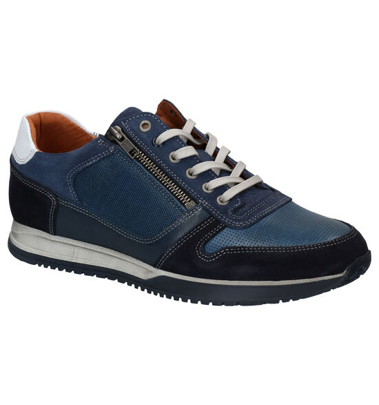 Australian Browning Chaussures à lacets en Bleu