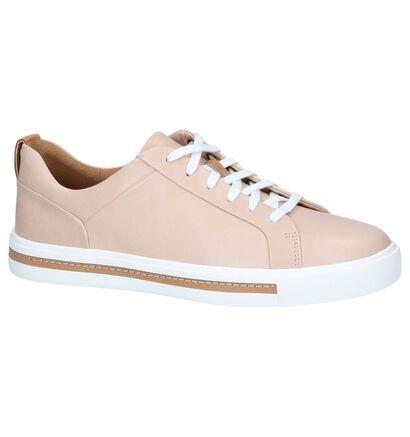 Clarks Chaussures à lacets  (Blanc), Rose, pdp