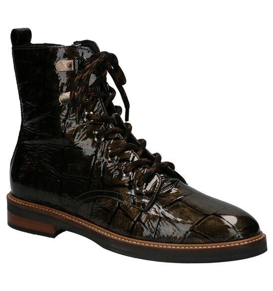 Maripé Zwarte Boots