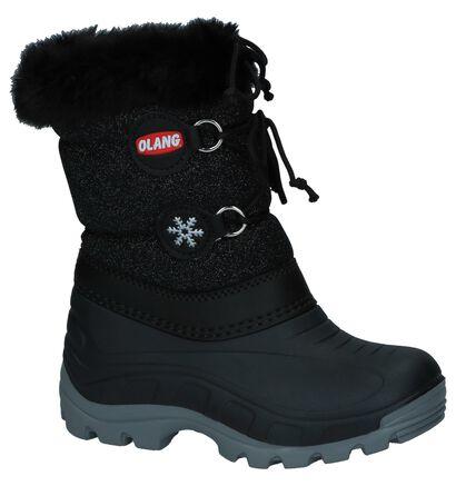 Zwarte Snowboots Olang Ol Patty Lux, Zwart, pdp