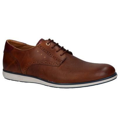 Pantofola d'Oro Chaussures habillées en Cognac en cuir (223501)