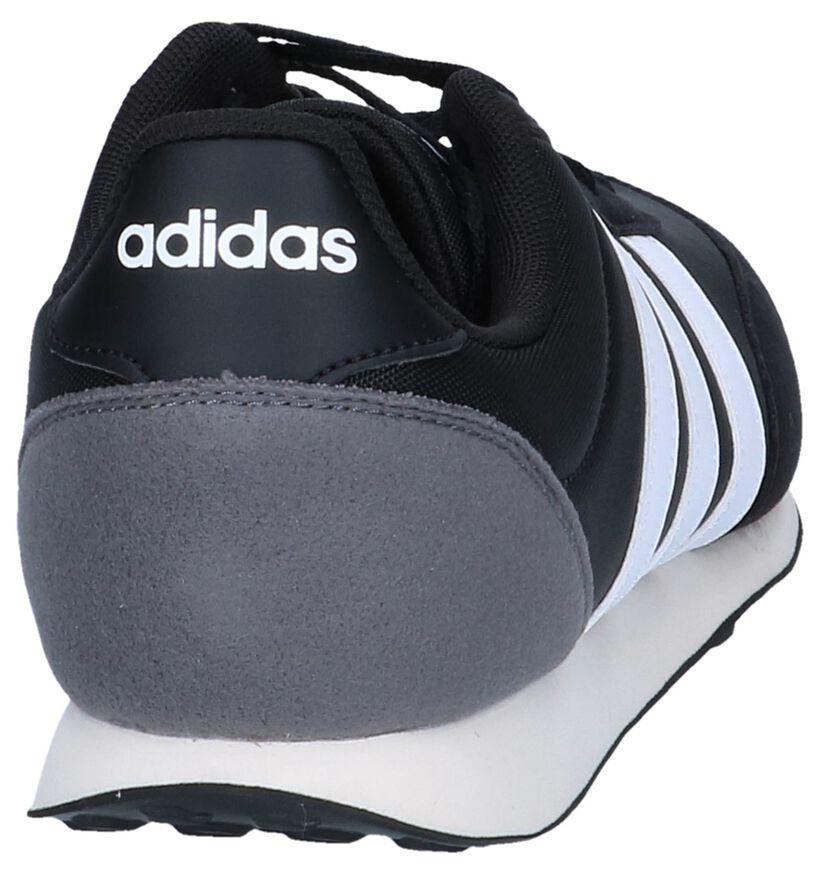 Racer Baskets basses en Noir en textile (237213)
