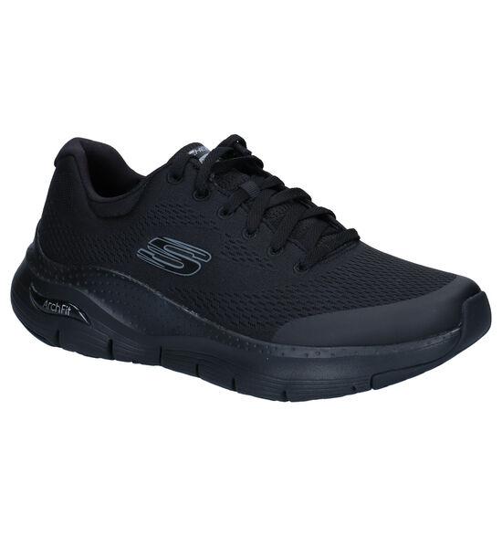 Skechers Arch Fit Zwarte Sneakers