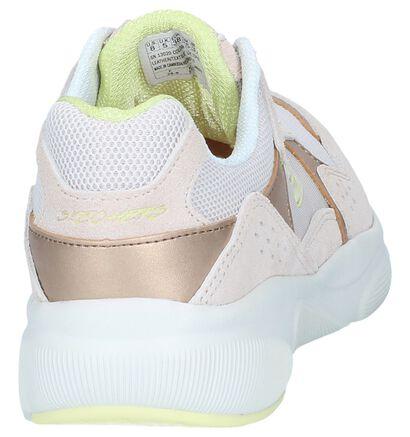 Zwarte Sneakers Skechers Meridian, Roze, pdp