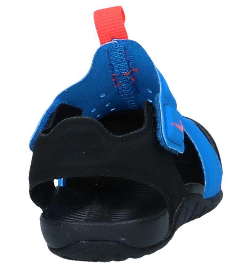 Sunray Sandales pour bébé en Bleu en synthétique (237871)
