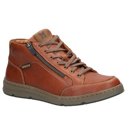 Mephisto Jules Chaussures hautes en Cognac en cuir (259899)