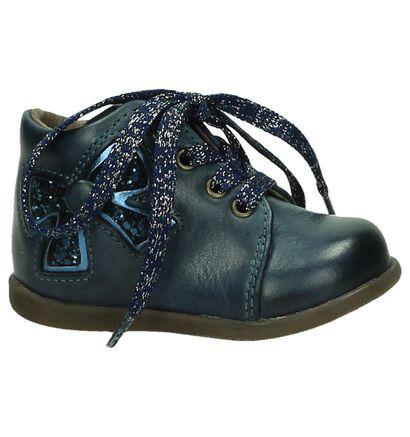 Stones and Bones Chaussures pour bébé  (Bleu foncé), Bleu, pdp