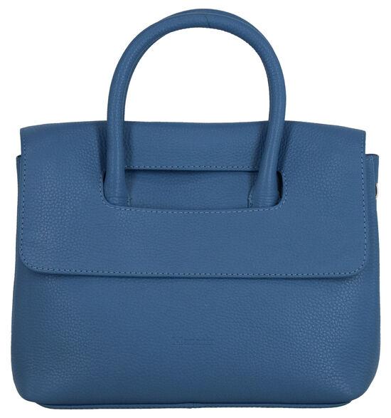 Mazarin Nimes Blauwe Handtas