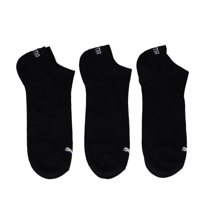 Puma Socquettes en Noir - 3 Paires (221369)