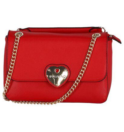Valentino Handbags Sacs porté croisé en Rouge en simili cuir (232785)