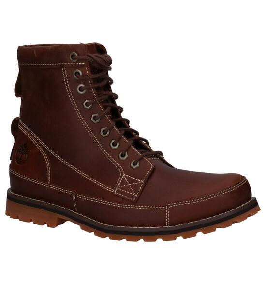 Timberland Originals 6 Inch Boot en Cognac