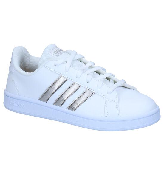 adidas Grand Court Baskets en Blanc
