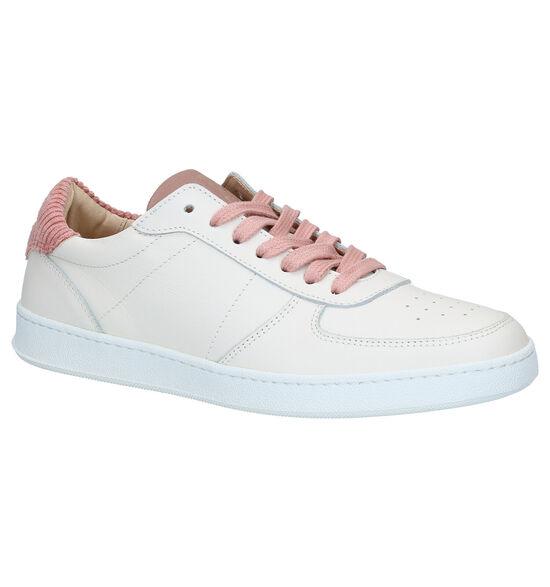 March23 Jade Witte Sneakers