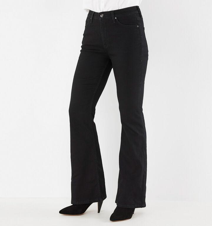 Mexx Flare Fit Jeans en Noir