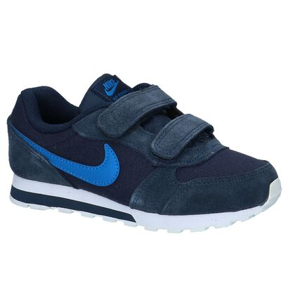 Nike Baskets basses  (Noir), Bleu, pdp