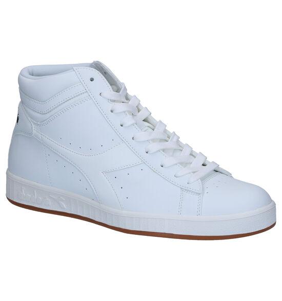 Diadora Game P High Witte Sneakers