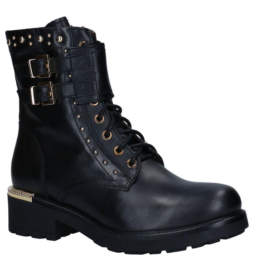 NeroGiardini Zwarte Boots in leer (283191)