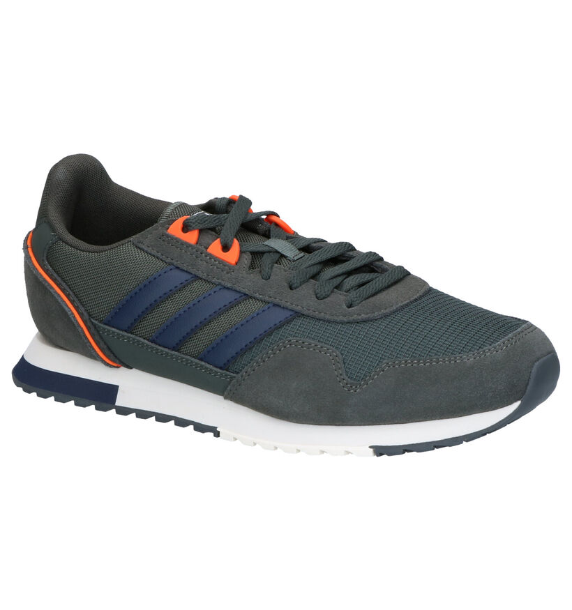 adidas Sneakers en Kaki en textile (264652)