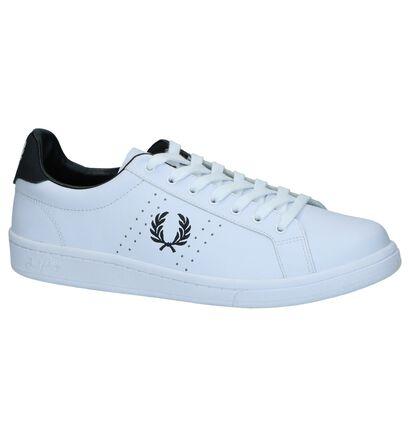 Witte Sneakers Fred Perry in leer (240736)