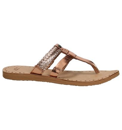 Rose Gold UGG Audra Teenslippers, Roze, pdp